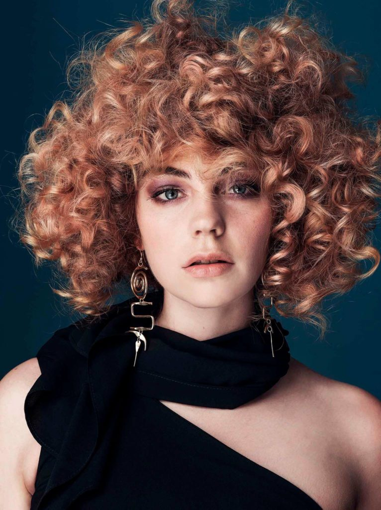 Andrew Cobeldick – MiNDFOOD Magazine Award Winner AND Young Talent Award Winner - L'Oreal Style and Colour Trophy Awards 2016.