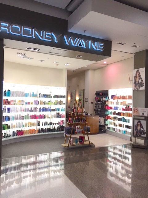 Rodney Wayne Glenfield hair salon