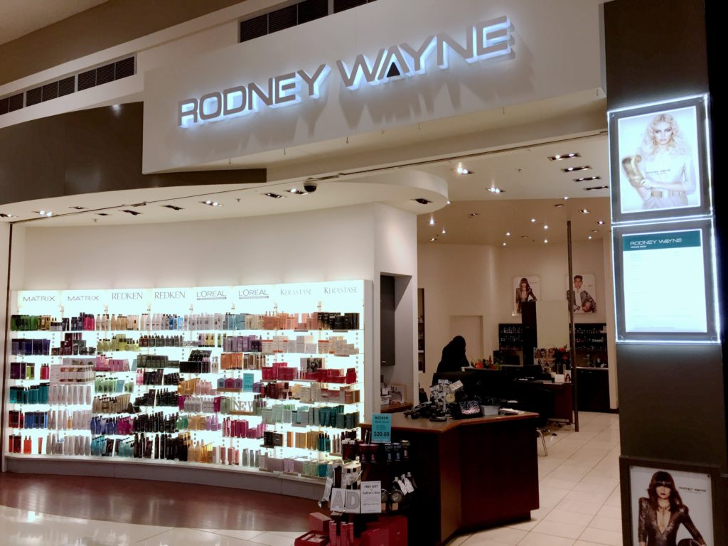 Rodney Wayne hairdresser and hair salon Northlands