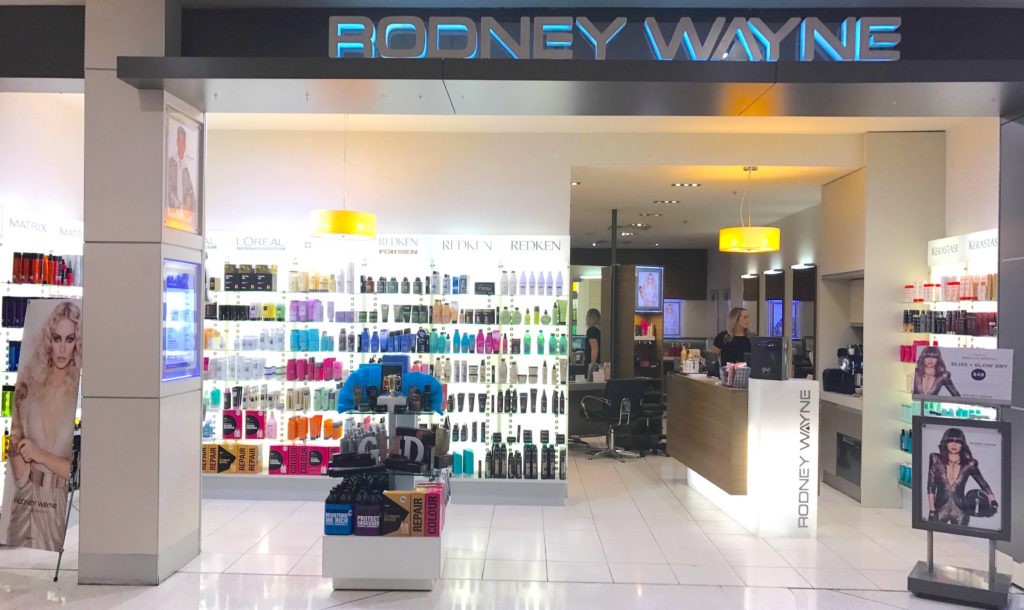 Rodney Wayne Riccarton hair salon and hairdressing