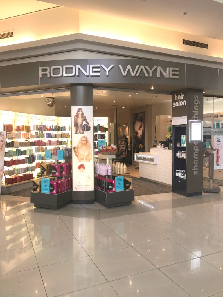 Rodney Wayne South City hair salon hairdresser