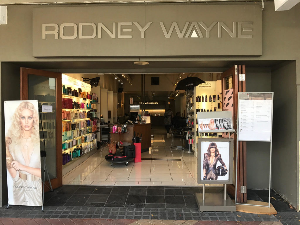 Rodney Wayne Whangarei hair salon