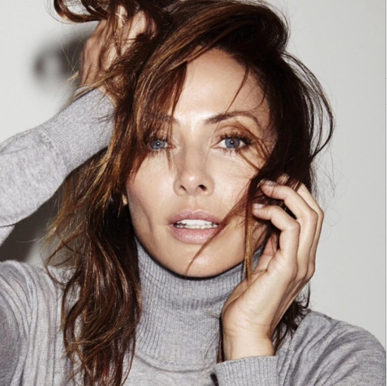 Natalie Imbruglia – Hair styling by me and my brushes