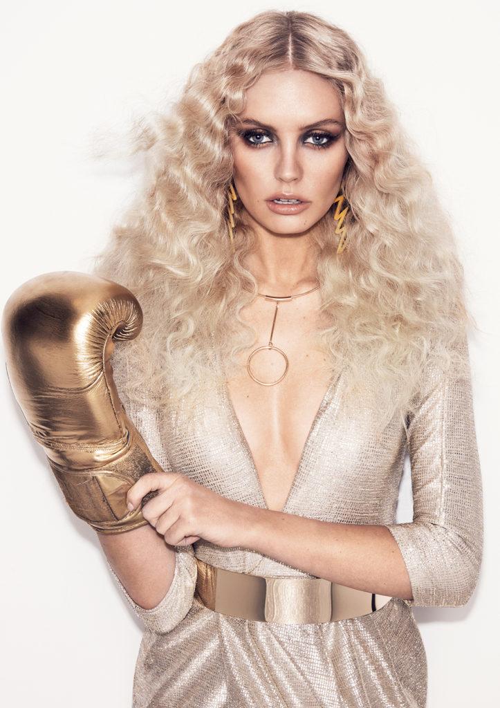 Love Blonde Hair? Go for Gold!