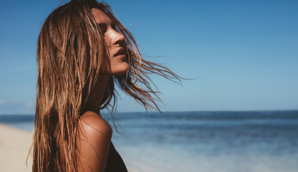 Hot summer haircare tips