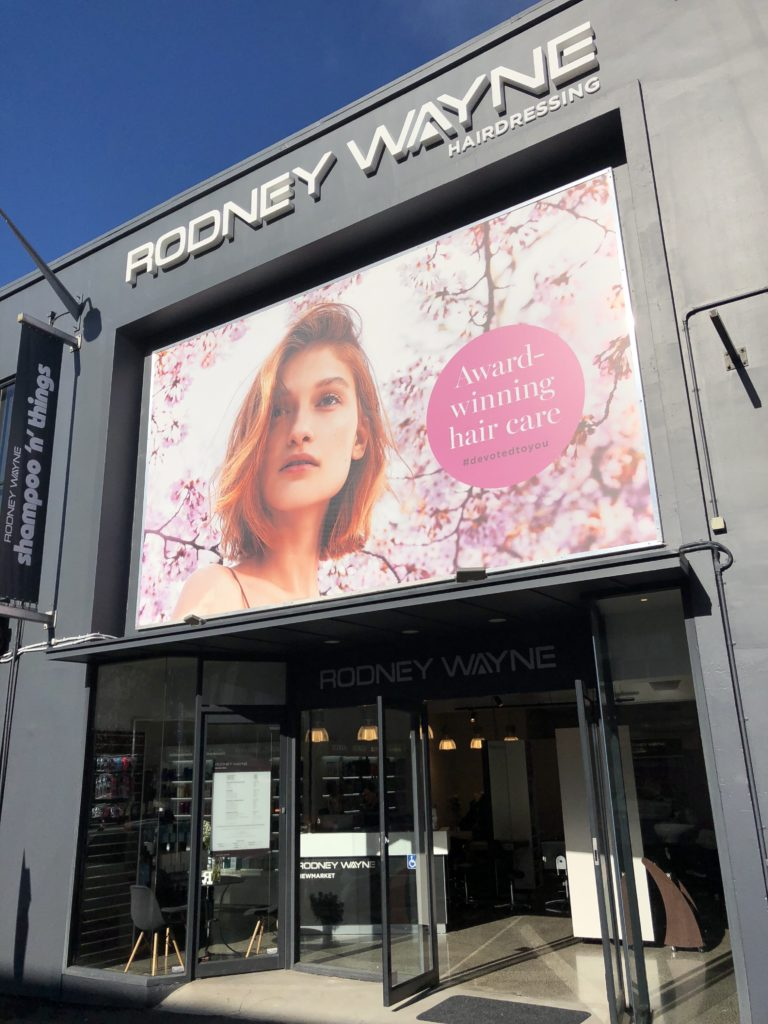 New Newmarket hair salon and haircare