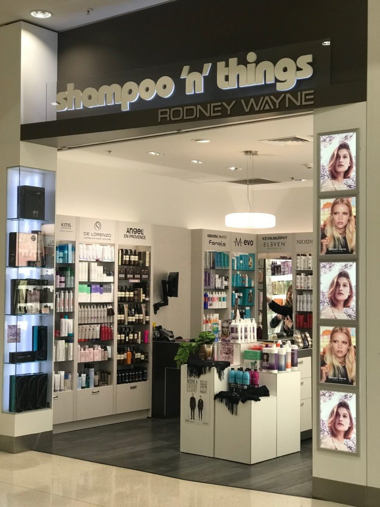 Shampoo 'n' Things LynnMall, professional quality shampoo, conditioner, hair styling and hair care products