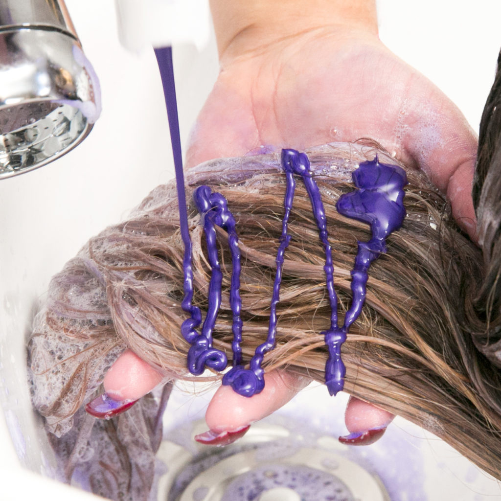 All You Need to Know About Purple Shampoo for Blonde Hair
