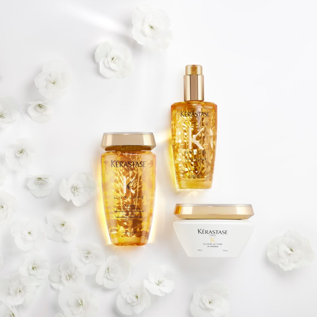 NEW KÉRASTASE ELIXIR ULTIME – ULTIMATE SOFTNESS AND SHINE