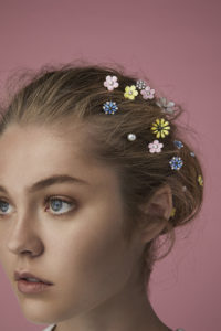 Kokoro Bloom Bouquet Hair Pins from $30 RSP.