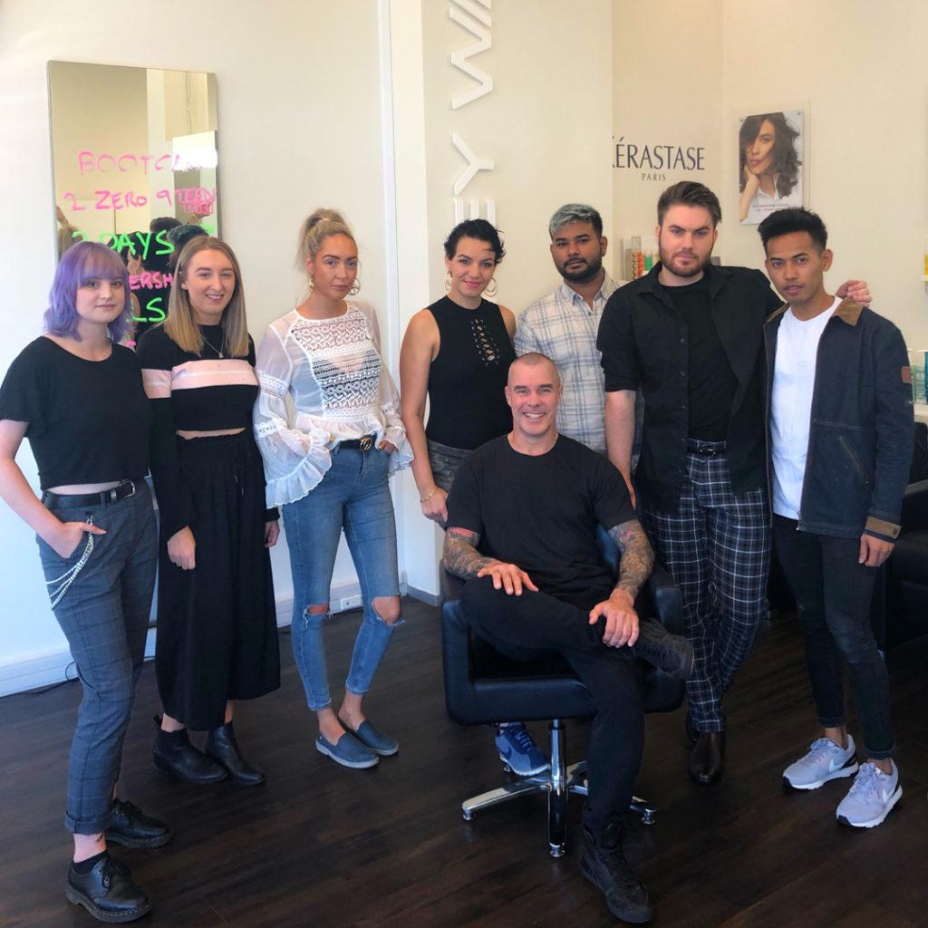 Meet the 2019 Rodney Wayne Artistic Team