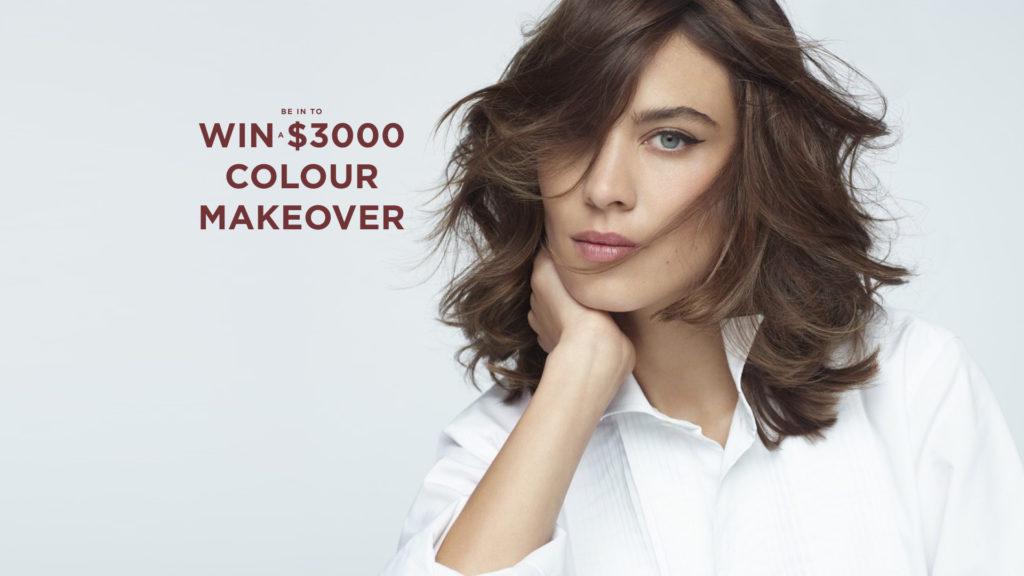 WIN a $3000 Colour Makeover!