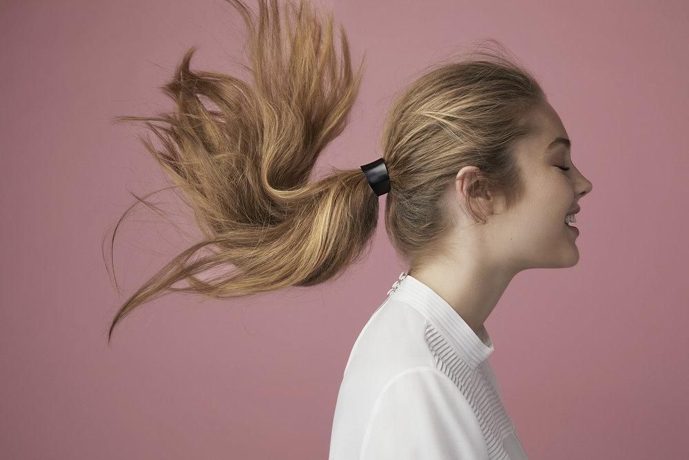 Happy Valentine's Day Hair
