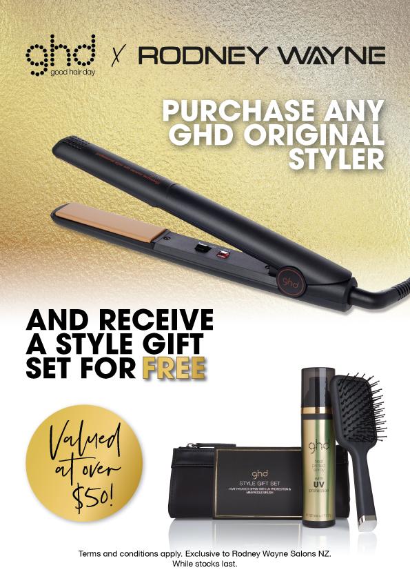 ghd Original Styler Gift Set – start hinting!