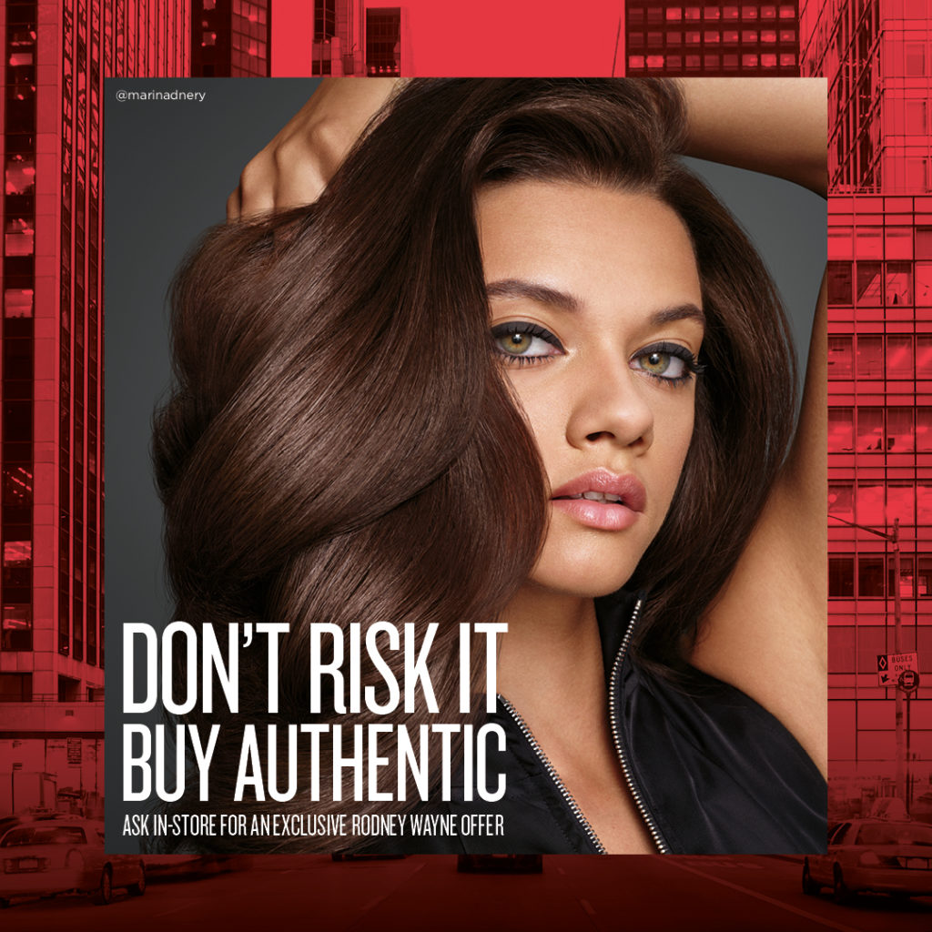 Don't Risk It – Buy Authentic Redken At Rodney Wayne