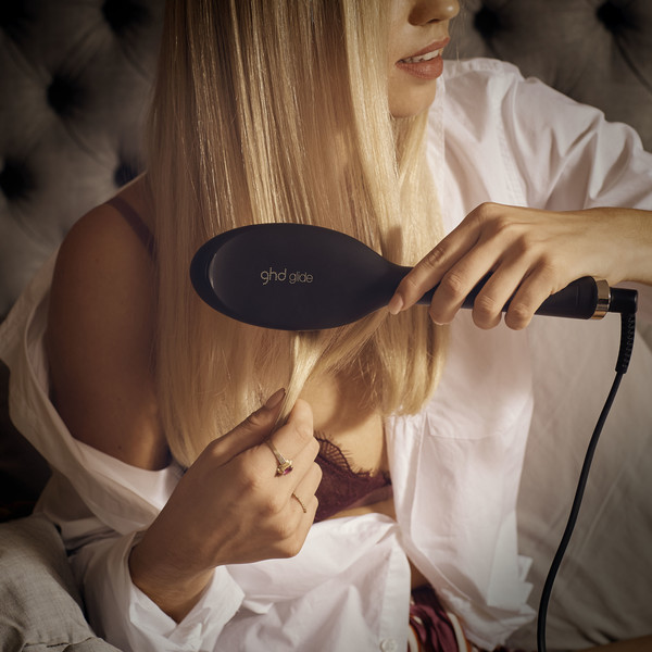 GHD GLIDE HOT BRUSH IS BACK!