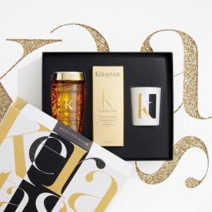 KÉRASTASE ELIXIR LIMITED EDITION COFFRET SET FOR RADIANT HAIR