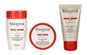 Limited Edition Kérastase Nutritive Travel Set