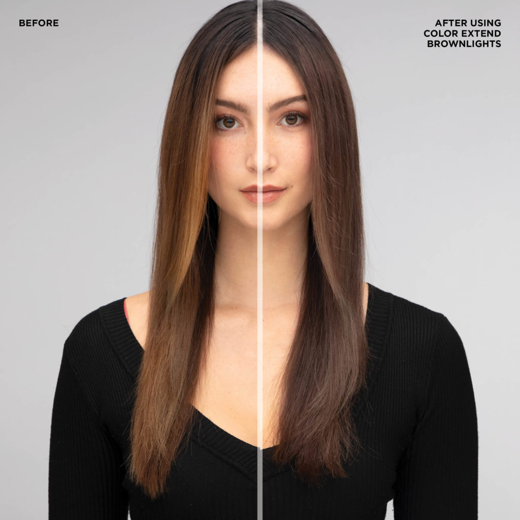 Redken Brownlights – Cool News for Brunettes