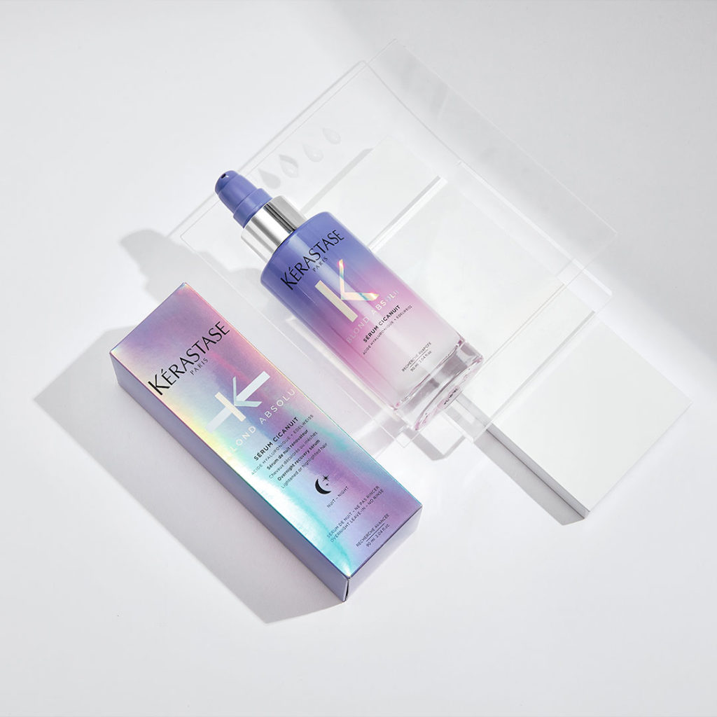 New Kérastase Blond Absolu Night Serum is here!