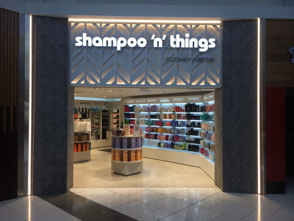 Shampoo 'n' Things Merivale Mall Now Open